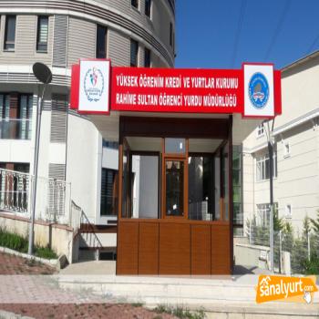 Sakarya KYK Rahime Sultan Kız Öğrenci Yurdu